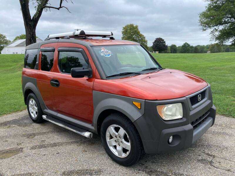 2005 Honda Element for sale at Good Value Cars Inc in Norristown PA
