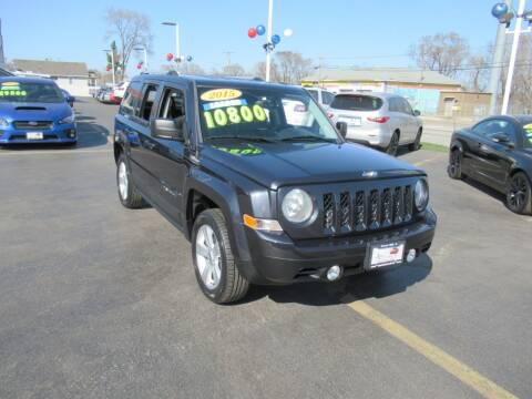 2015 Jeep Patriot for sale at Auto Land Inc in Crest Hill IL