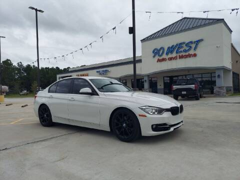 2014 BMW 3 Series for sale at 90 West Auto & Marine Inc in Mobile AL