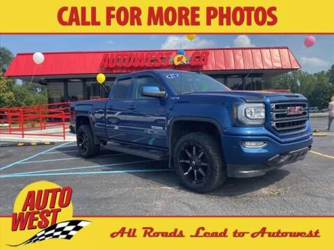 2017 GMC Sierra 1500 for sale at Autowest of GR in Grand Rapids MI