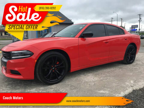 2017 Dodge Charger for sale at Couch Motors in Saint Joseph MO