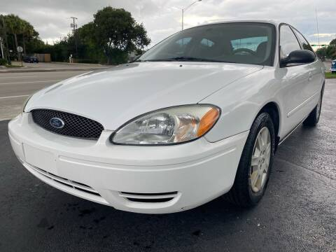 2006 Ford Taurus for sale at KD's Auto Sales in Pompano Beach FL
