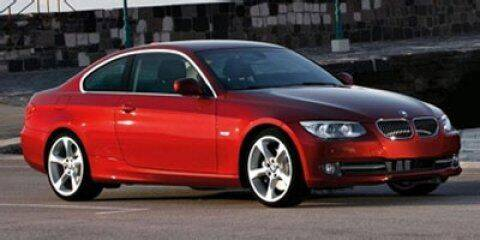 2012 BMW 3 Series for sale at DAVID McDAVID HONDA OF IRVING in Irving TX
