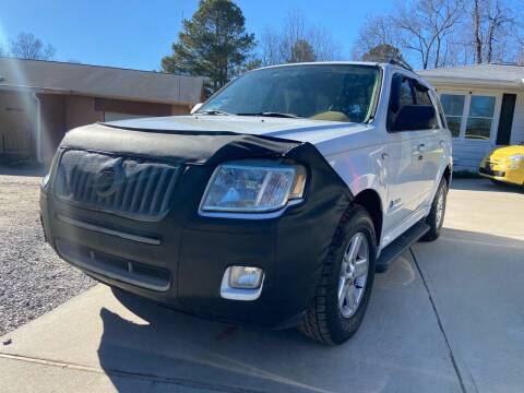 2008 Mercury Mariner Hybrid for sale at Efficiency Auto Buyers in Milton GA
