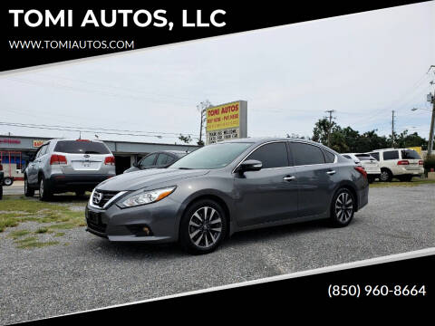 2016 Nissan Altima for sale at TOMI AUTOS, LLC in Panama City FL