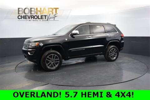 2019 Jeep Grand Cherokee for sale at BOB HART CHEVROLET in Vinita OK