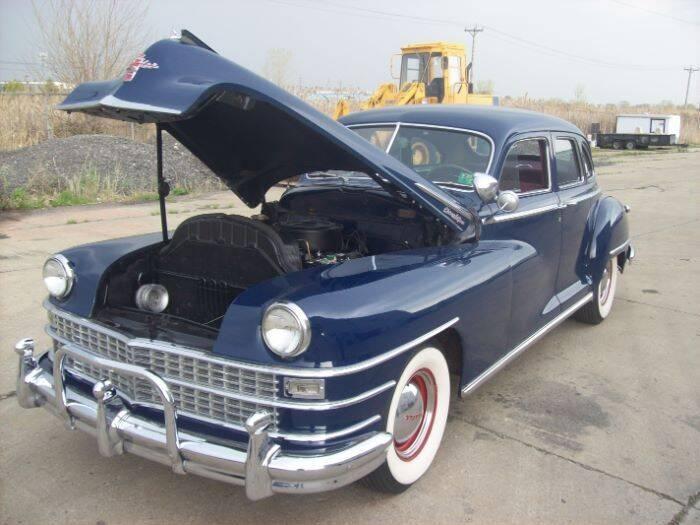 1947 Chrysler New Yorker for sale in Hobart, IN