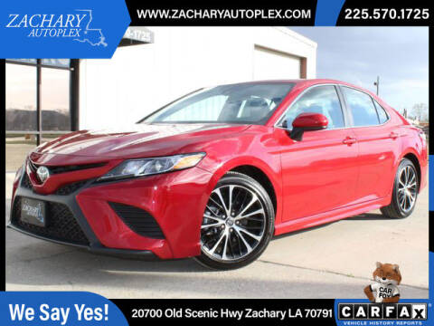 2020 Toyota Camry for sale at Auto Group South in Natchez MS