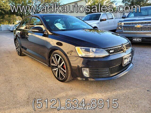 2013 Volkswagen Jetta for sale at ADK AUTO SALES LLC in Austin TX