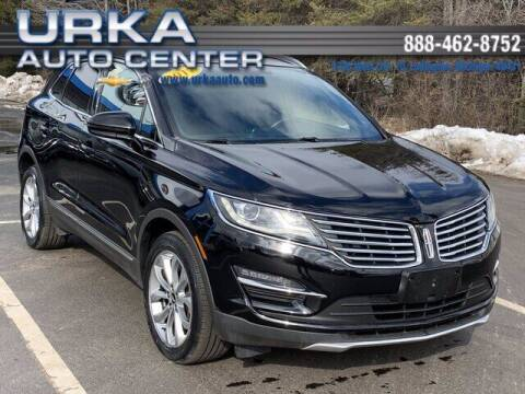 2017 Lincoln MKC for sale at Urka Auto Center in Ludington MI
