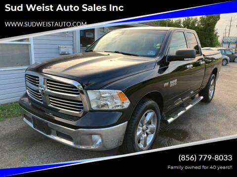 2014 RAM Ram Pickup 1500 for sale at Sud Weist Auto Sales Inc in Maple Shade NJ