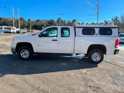 2010 GMC Sierra 2500HD for sale at Upstate Auto Sales Inc. in Pittstown NY