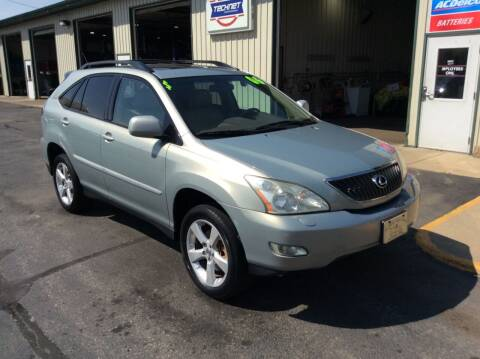 2006 Lexus RX 330 for sale at TRI-STATE AUTO OUTLET CORP in Hokah MN