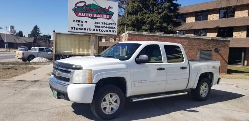 2008 Chevrolet Silverado 1500 for sale at Stewart Auto Sales Inc in Central City NE