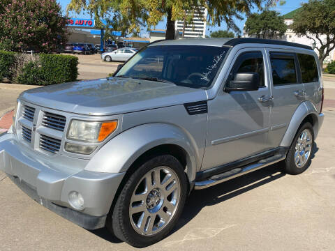 2011 Dodge Nitro for sale at Ted's Auto Corporation in Richardson TX