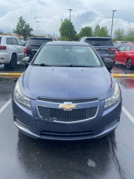2013 Chevrolet Cruze for sale at COYLE GM - COYLE NISSAN - New Inventory in Clarksville IN