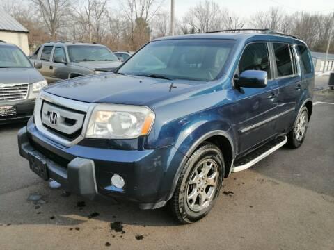2009 Honda Pilot for sale at KRIS RADIO QUALITY KARS INC in Mansfield OH