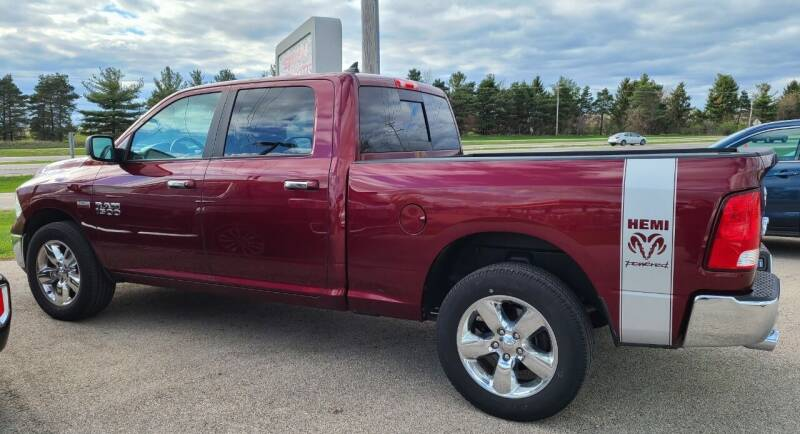 2017 RAM Ram Pickup 1500 for sale at Swan Auto in Roscoe IL