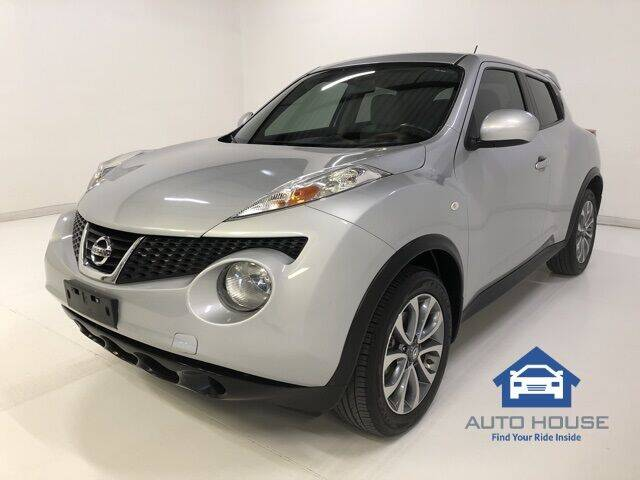 2013 Nissan JUKE for sale at AUTO HOUSE PHOENIX in Peoria AZ