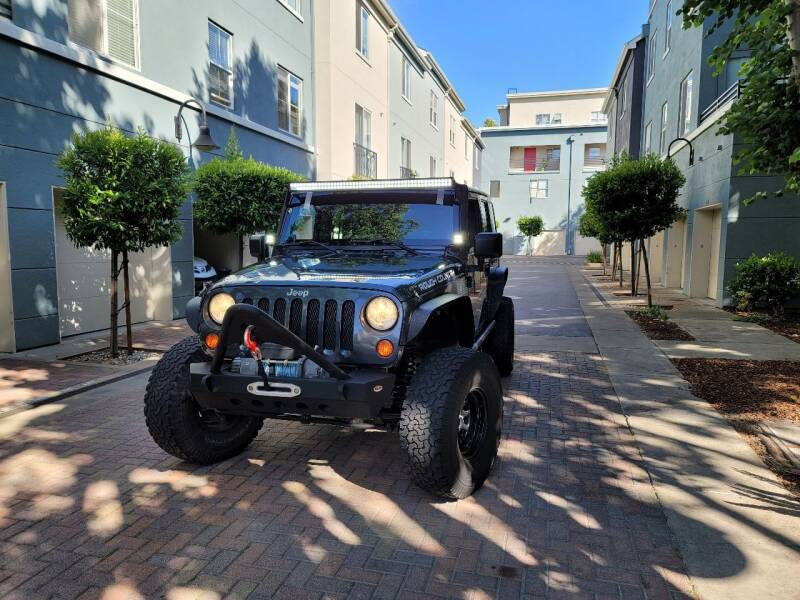 2008 Jeep Wrangler Unlimited for sale at Bay Auto Exchange in San Jose CA