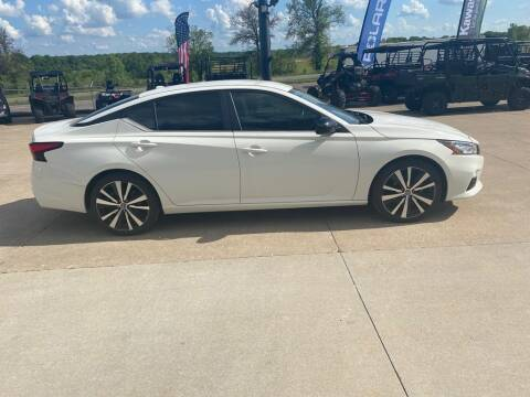 2019 Nissan Altima for sale at Head Motor Company - Head Indian Motorcycle in Columbia MO