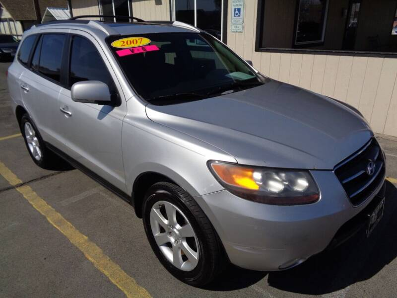 2007 Hyundai Santa Fe for sale at BBL Auto Sales in Yakima WA