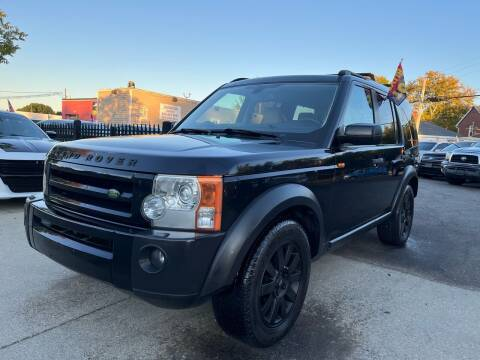 2006 Land Rover LR3 for sale at Crestwood Auto Center in Richmond VA