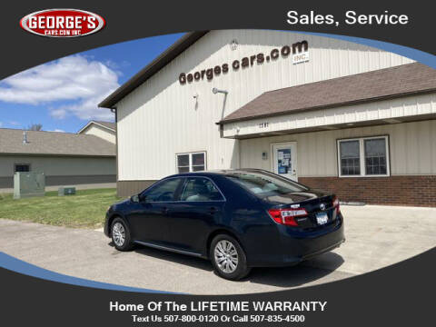 2014 Toyota Camry for sale at GEORGE'S CARS.COM INC in Waseca MN