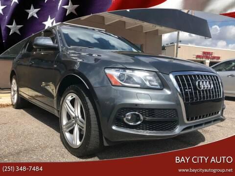 2012 Audi Q5 for sale at Bay City Auto's in Mobile AL
