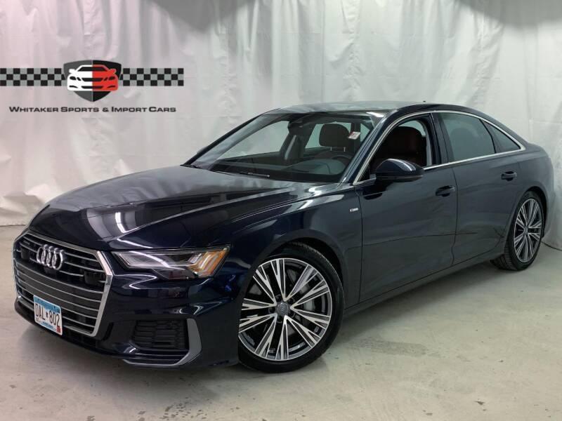 2019 Audi A6 3.0T quattro Prestige