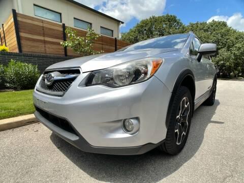 2013 Subaru XV Crosstrek for sale at Carz Of Texas Auto Sales in San Antonio TX