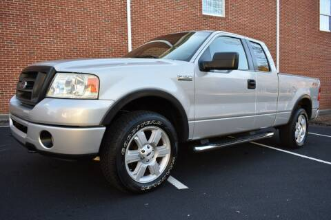 2006 Ford F-150 for sale at Apex Car & Truck Sales in Apex NC