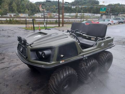 2020 Argo Frontier 600 for sale at W V Auto & Powersports Sales in Charleston WV
