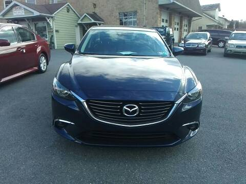 2016 Mazda MAZDA6 for sale at Paul's Auto Inc in Bethlehem PA