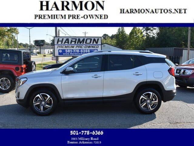 2020 GMC Terrain for sale at Harmon Premium Pre-Owned in Benton AR