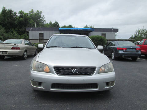 2005 Lexus IS 300 for sale at Olde Mill Motors in Angier NC