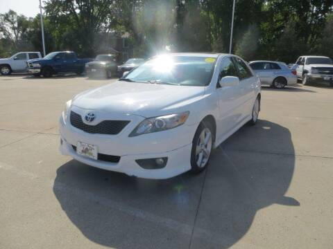 2011 Toyota Camry for sale at Aztec Motors in Des Moines IA