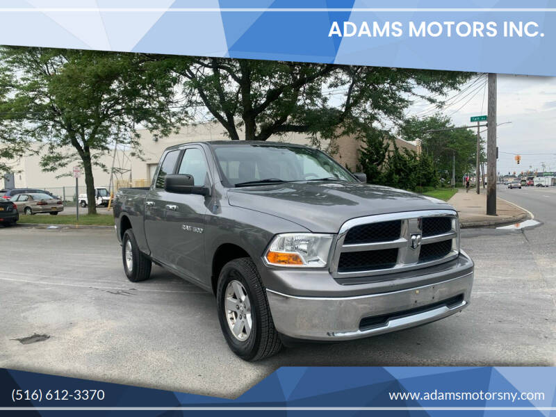 2012 RAM Ram Pickup 1500 for sale at Adams Motors INC. in Inwood NY