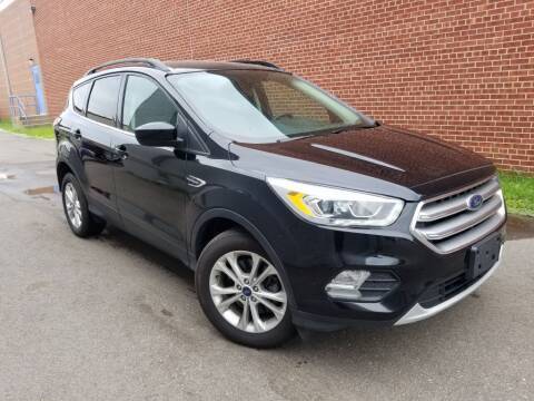 2017 Ford Escape for sale at Minnesota Auto Sales in Golden Valley MN