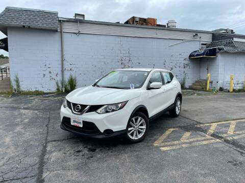 2017 Nissan Rogue Sport for sale at Santa Motors Inc in Rochester NY