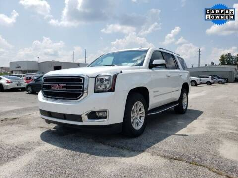 2018 GMC Yukon for sale at Hardy Auto Resales in Dallas GA