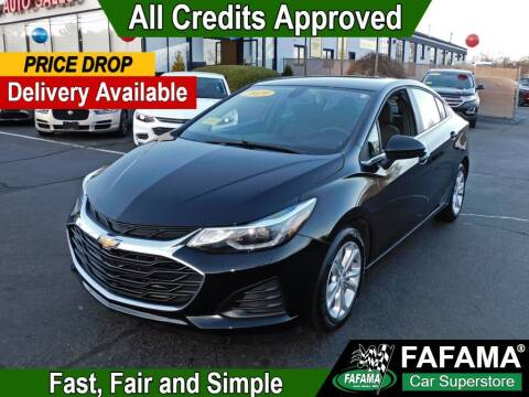 2019 Chevrolet Cruze for sale at FAFAMA AUTO SALES Inc in Milford MA