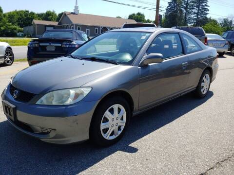2005 Honda Civic for sale at J's Auto Exchange in Derry NH
