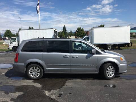 2015 Chrysler Town and Country for sale at Atlas Automotive Sales in Hayden ID