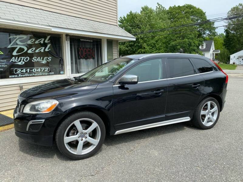 2011 Volvo XC60 for sale at Real Deal Auto Sales in Auburn ME