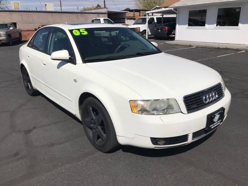 2005 Audi A4 for sale at Robert Judd Auto Sales in Washington UT