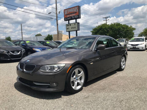2011 BMW 3 Series for sale at Autohaus of Greensboro in Greensboro NC