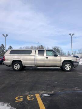 2005 Chevrolet Silverado 1500 for sale at Hilltop Auto in Clare MI