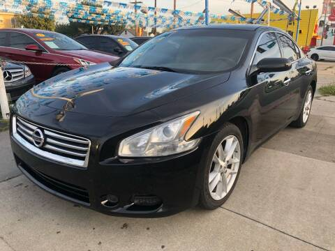 2013 Nissan Maxima for sale at Plaza Auto Sales in Los Angeles CA