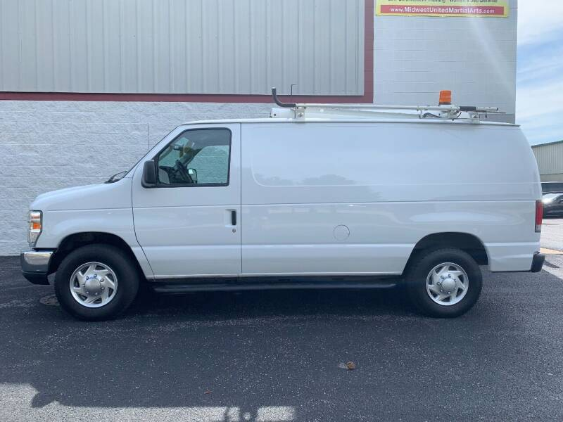 2010 Ford E-Series Cargo for sale at Ryan Motors in Frankfort IL